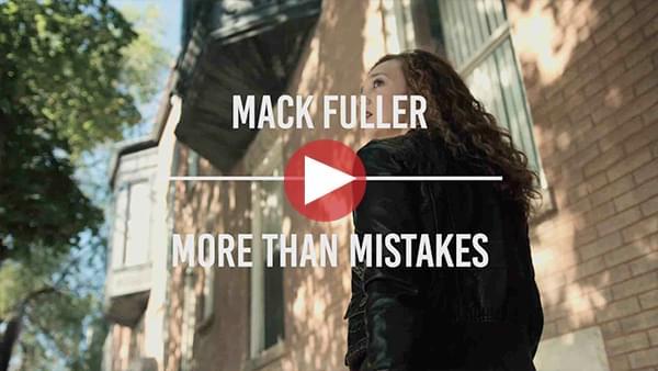 "Mack Fuller – ""More Than Mistakes"""