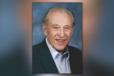 Former Central Professor George Lauber, Jr. Passes Away