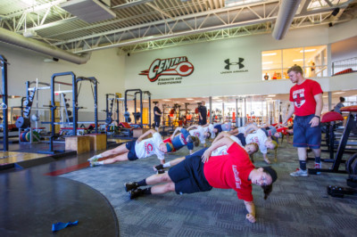 Central Hosts Regional Athletic Performance Clinic