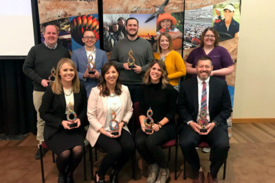 Central Alumni Named Red Rock Area's Top 10 Under 40