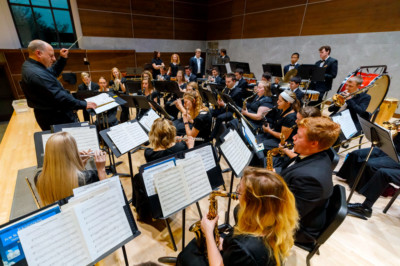 Central Music Department Wraps Up Year's Performances