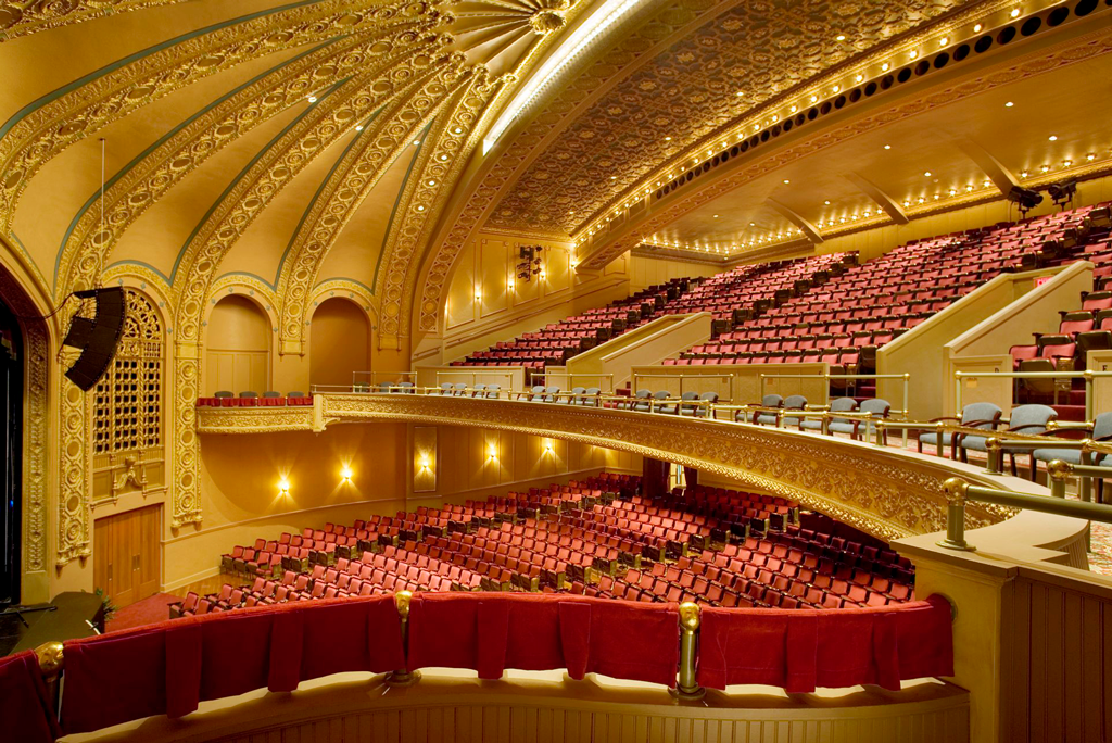 Central RED Society Presents Civic Center and Hoyt Sherman Behind-the-Scenes Tour