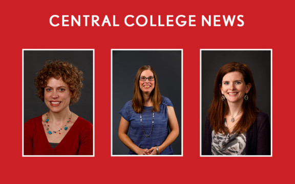 Central Announces Changes Among Faculty