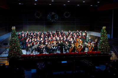 Central Presents Holiday Music Entertainment