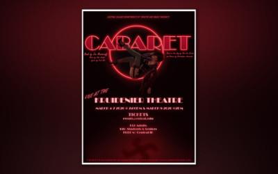 Central College Theatre to Present 'Cabaret'